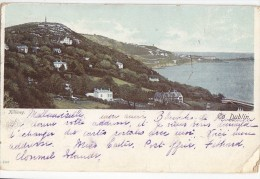 Irlande - Killiney - Dublin - Main View - Postmark Russia Odessa 1902 - Dublin