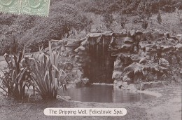 Royaume-Uni - England - Felixstowe - Spa Garden - The dripping well