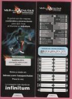 Portail De La Coupe Du Monde Football 2010, Avec Carte Glissante Indiquant Les Compétitions Et Les Pays. - Publicidad