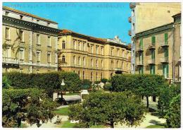 M889 Campobasso - Piazza Vincenzo Cuoco - Monumento A Giuseppe Garibaldi / Non Viaggiata - Campobasso