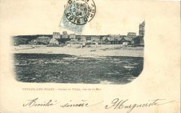 CPA Carte Postale  Postcard 76 Seine Maritime Précurseur Veules Les Roses - Veules Les Roses