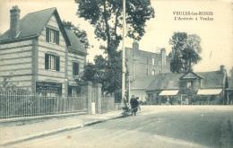CPA Carte Postale  Postcard 76 Seine Maritime  Veules Les Roses - Veules Les Roses