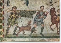 (IT524) PIAZZA ARMERINA . MOSAIQUES. MOSAICS. - Italia