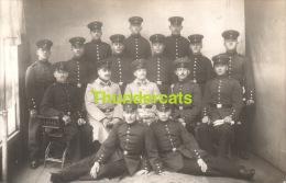 CARTE DE PHOTO FOTO  SOLDATS ALLEMANDS BRESLAU POLOGNE POLAND GUERRE 1914 1918 WWI - Pologne