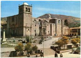 Peru Cuzco El Convento De San Francisco - Peru