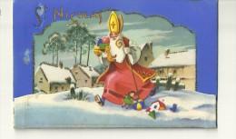 St Nicolas   Carte Systeme  ( Taches ) - Otros
