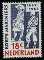NEDERLAND 1965 MNH Stamp(s) Marine Soldiers 855 #198 - Period 1949-1980 (Juliana)