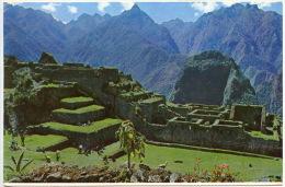 Peru Machupicchu - Peru