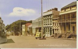 Sainte Hélène Ile Main Street Jamestown England - St. Helena