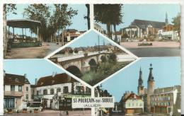 Allier :  SAINT  POURçAIN  Sur  SIOULE  : Vue , - Non Classés