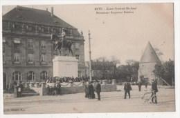 METZ - Monument Empereur Frédéric - Metz