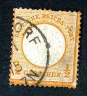 2143e  Reich 1872  Michel #18 Used  ~  ( Cat.€8.00 )  Offers Welcome! - Deutschland