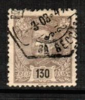PORTUGAL    Scott  # 126  VF USED - 1892-1898 : D.Carlos I