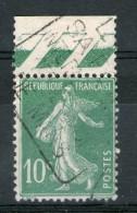 """N° 159 III°_bord De Feuille_""""Salon International"""" - Poststempel (Einzelmarken)"""