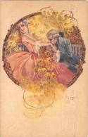 ILLUSTRATEUR   ITALIEN  COUPLE - Autres Illustrateurs