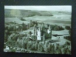 CPM Non écrite 1974 Schloss Chateau De Merode Kreis Düren Avec Centrale Atomique Au Fond à Droite ! - Dueren