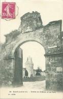 44 - BLAIN - Entrée Du Château Et Du Parc - Blain