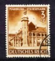 Deutsches Reich 806 O - Oblitérés