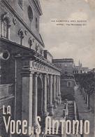 """SANT´ANTONIO  /   Rivista """"  La Voce Di S. Antonio """"  Organo Ufficiale Della Pia Unione E Della Gioventù _ 13  Mar. 1941 - Livres, BD, Revues"""