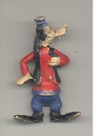 Petite Figurine De DINGO En Platique Semi-rigide - Walt Disney  (gr) - Disney