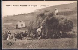 Saint - Dié . La Fenaison . - Saint Die