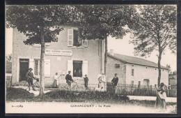 GIRANCOURT . La Poste . - France