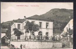 CORNIMONT . Ecole Des Filles . - Cornimont