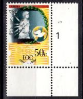 Aruba 1994 50c International Olympic Committee Issue #105 - West Indies