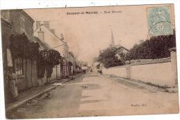 OUZOUER-LE-MARCHE/41/Rue Neuve/Réf:2031 - Non Classés