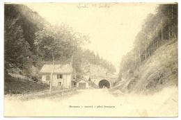 BUSSANG Rare Tunnel Côté Français (Breger) Vosges (88) - Bussang