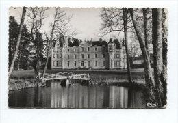 8405 - Chateau De Grésillon (49) Environs De Beaugé - France