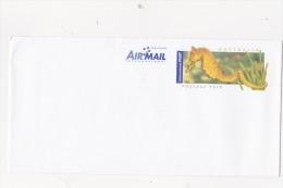 Enveloppe Entier Postal PAP Australie Hippocampe White S Seahorse Hippocampus Whitei - Ego Guiotto Aerogramme Air Mail - Entiers Postaux