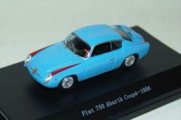- FIAT Abarth 750 Coupè - 1956 - Azure - Starline - 1:43 - Unclassified