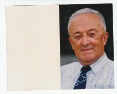 Doodsprentje Pater Louis VERWIMP Noorderwijk 1918 Gijzegem Waregem 1994 - Foto Priester - Images Religieuses
