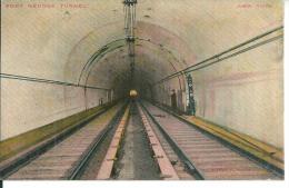 états Unis New York  Fort George Tunnel - New York City