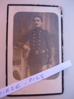 ++ Sergeant  Lodewijk-Maurice Tency  / Gent  +  1914+++ - Religion &  Esoterik