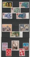 MONACO Croix Rouge  Timbres- ** Côte: 43,10 € - Collections, Lots & Series