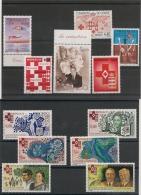 MONACO Croix Rouge  Timbres- ** Côte: 36,10 € - Collections, Lots & Series