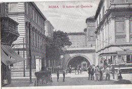 Transports - Chemins De Fer - Rome - Tramways - Tramways