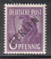 Berlino (1948) - Mi. 2 ** MNH - Neufs