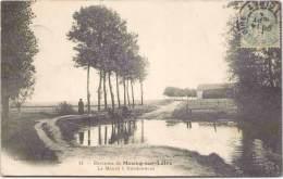 Environs De MEUNG-SUR-LOIRE - La Mauve à Rondonneau - France