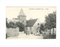 BALAGNY-sur-THERAIN - L'Eglise - - Francia