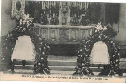 Carte Postale Ancienne De : LIBRECY - Other Municipalities