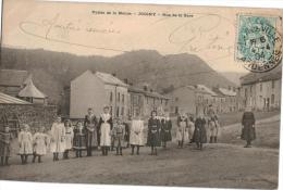 Carte Postale Ancienne De : JOIGNY - Other Municipalities