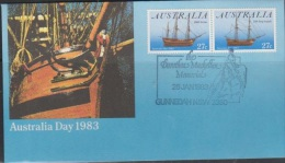 Australia 1983 The Dorothea Mackellan Memorial, Postmark - Postmark Collection