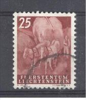 LIECHTENSTEIN - Mi 293 - Gest./obl. - Cote 13,00 € - Oblitérés