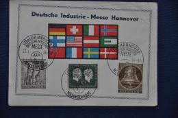 DEUTSCHE BUNDESPOST BERLIN LETTER 1954 MICHEL 106 - [5] Berlin