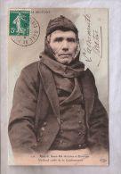 CPA - Roscoff, Saint-Pol-de-Léon Et Environs (29) - Vieillard Coiffé De La Calaboussen'n - Roscoff