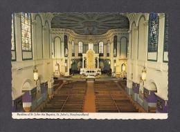 TERRE-NEUVE & LABRADOR - NEWFOUNDLAND - ST JOHN'S - BASILICA OF ST JOHN THE BAPTIST - ÉGLISE - CHURCH - PHOTO  TOOTON´S - St. John's