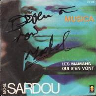 Michel Sardou - Non Classificati